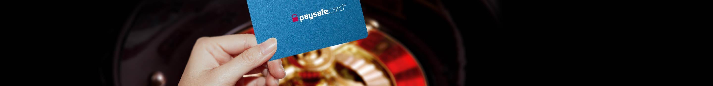 Saugūs mokėjimai žaidžiant ruletę – Paysafecard